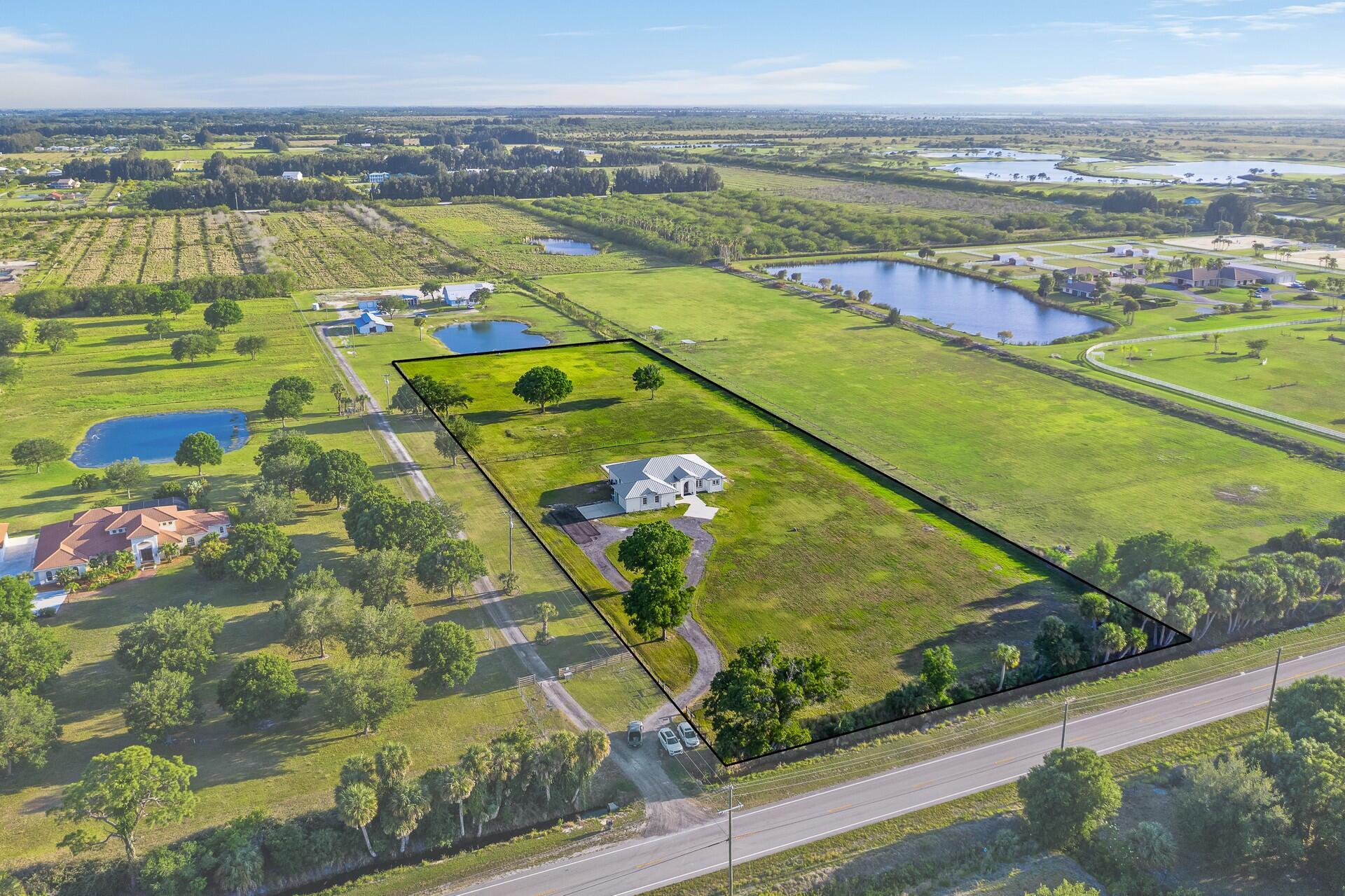 Home for sale in Indian River Farms Vero Beach Florida