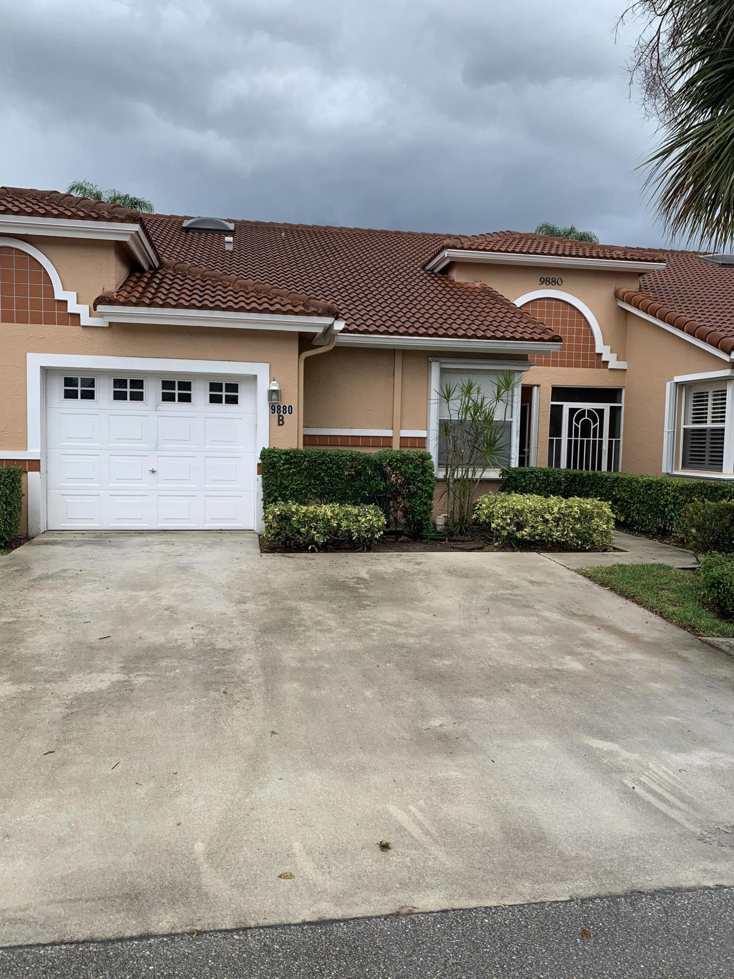 9880 Summerbrook Terrace B  Boynton Beach FL 33437