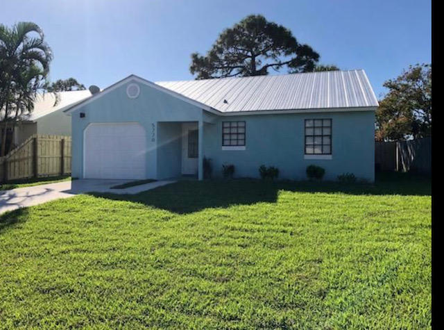 Home for sale in DIXIE PARK ADDITION NO. 3 AMENDED PLAT OF Stuart Florida
