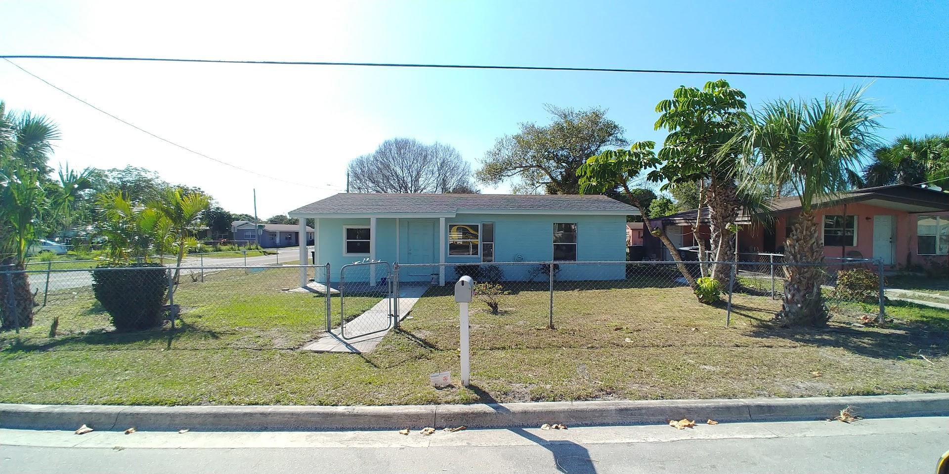 Home for sale in glidden's terrace Fort Pierce Florida