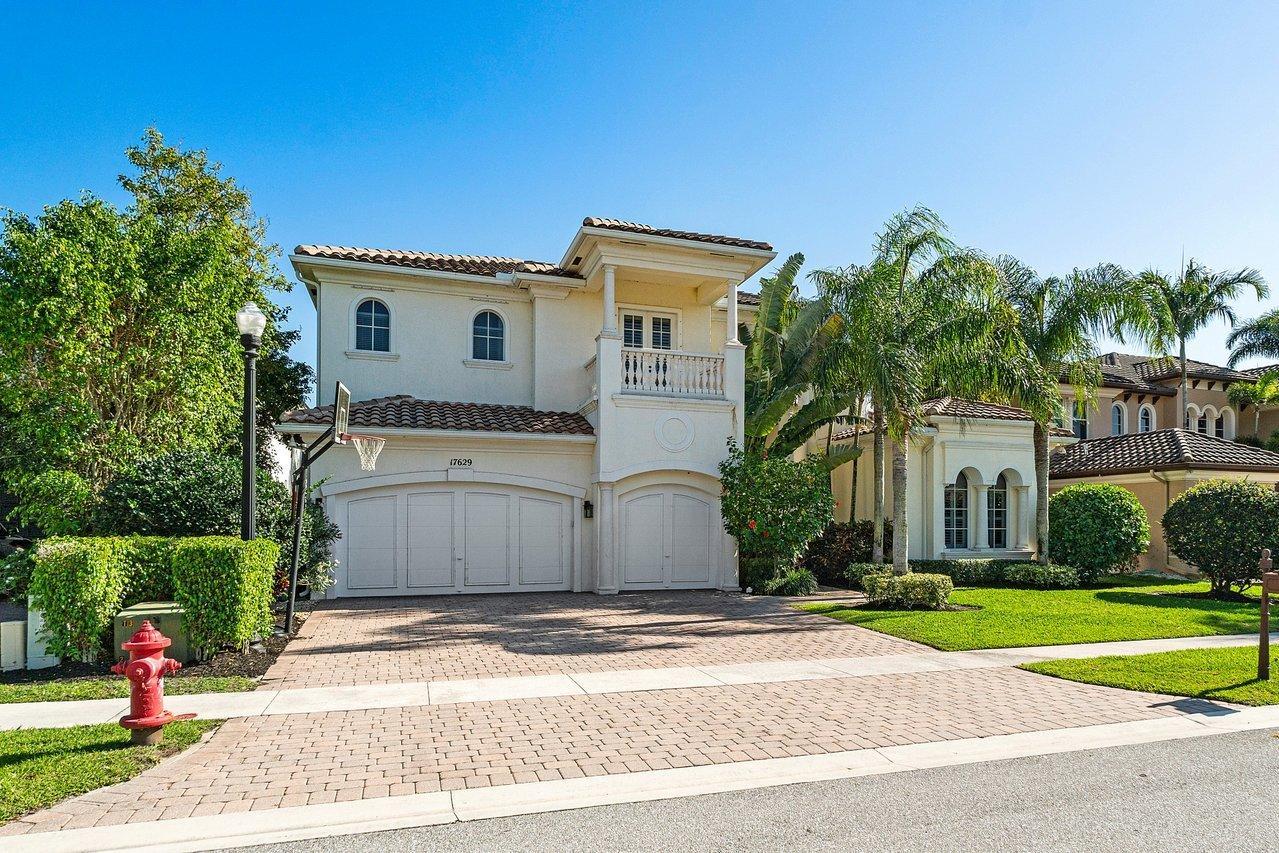 17629 Circle Pond Court Boca Raton, FL 33496