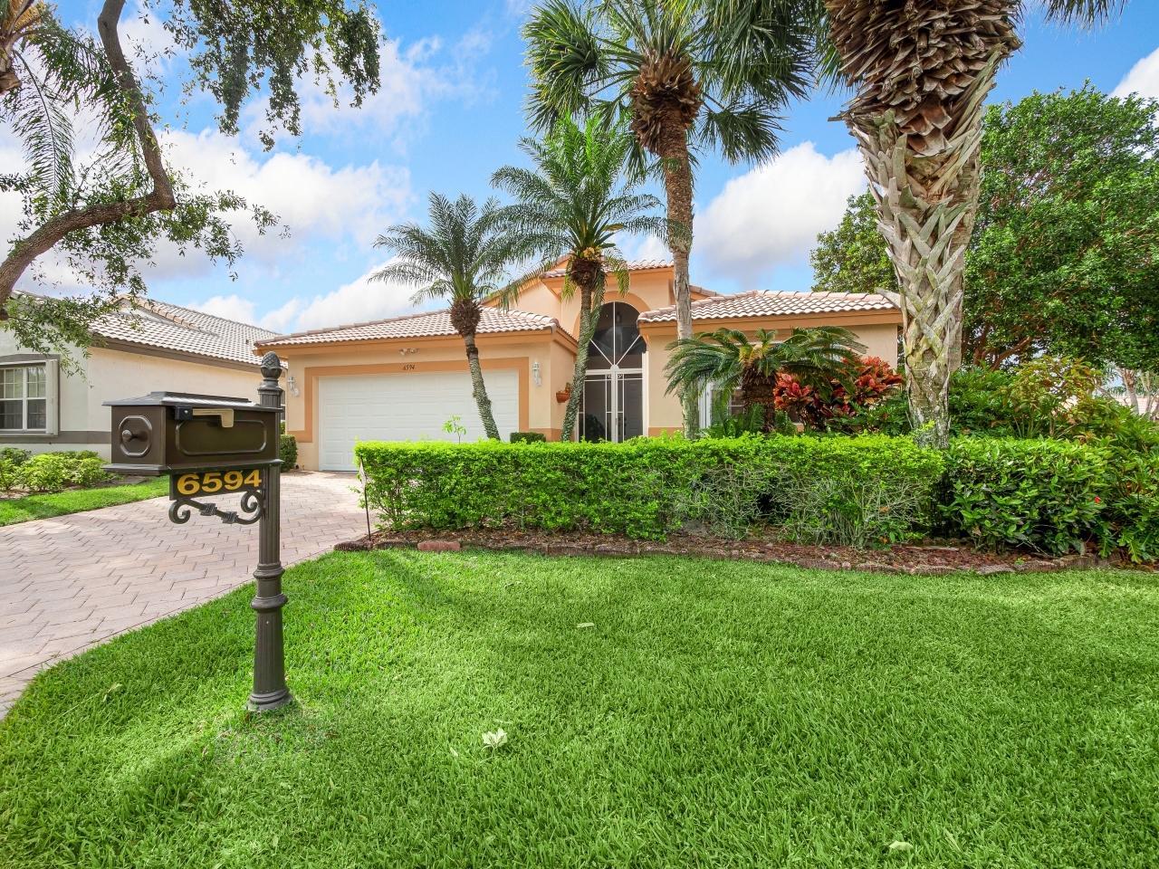 6594 Bayhill Terrace Boynton Beach, FL 33437