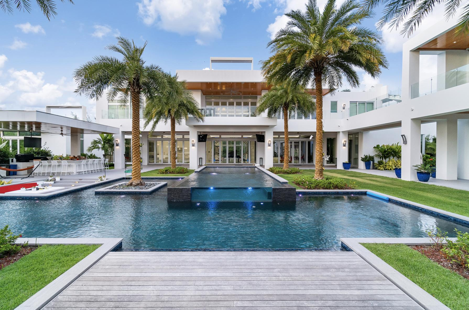 North Palm Beach Mansion