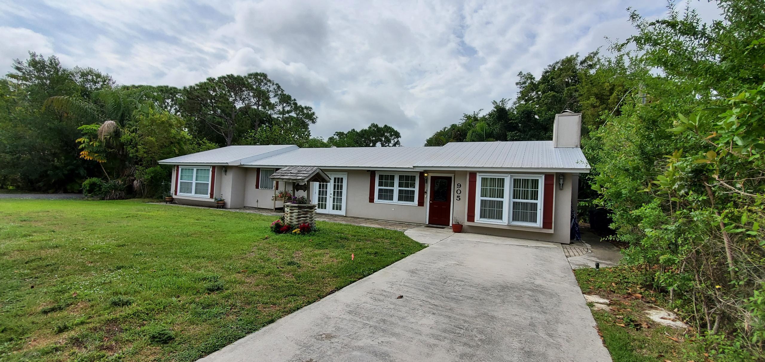 Home for sale in INDIAN RIVER ESTATES UNIT 6 Fort Pierce Florida