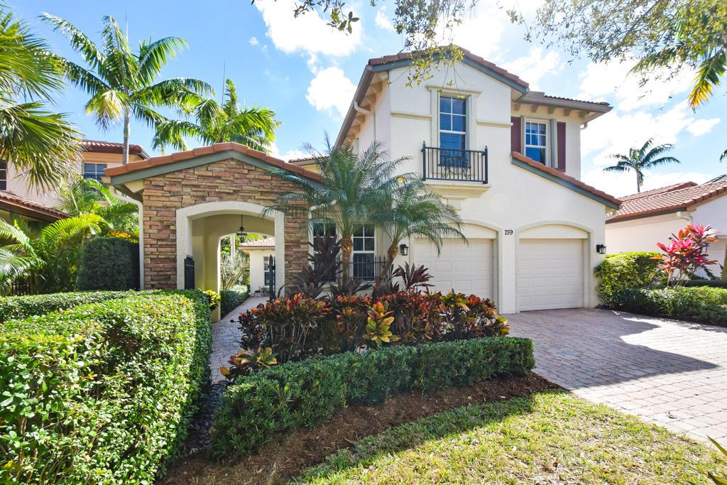 759 Bocce Court Palm Beach Gardens, FL 33410