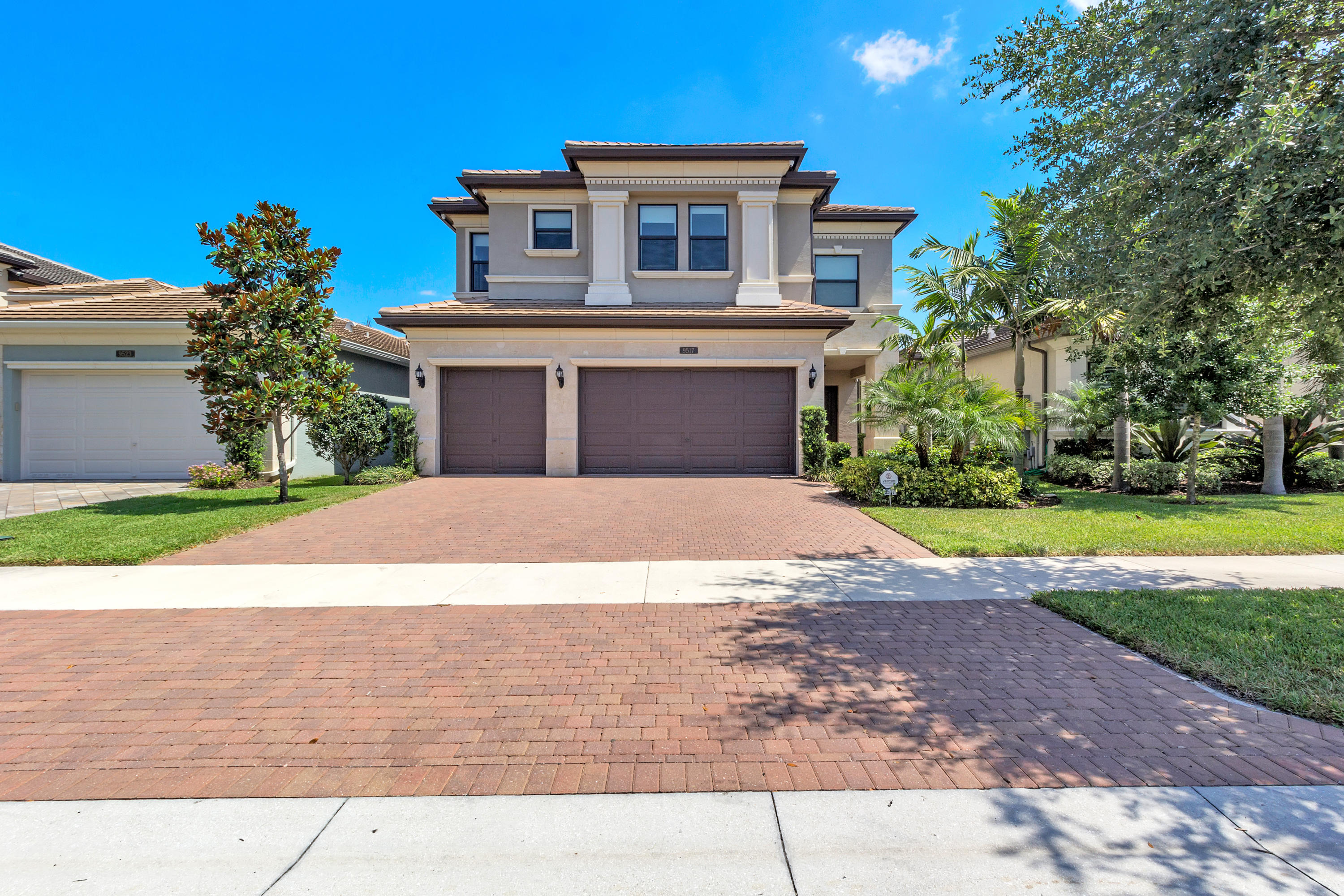Photo of 9517 Eden Roc Court, Delray Beach, FL 33446