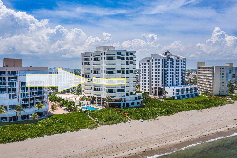 3201 S Ocean Boulevard 601 For Sale 10710015, FL