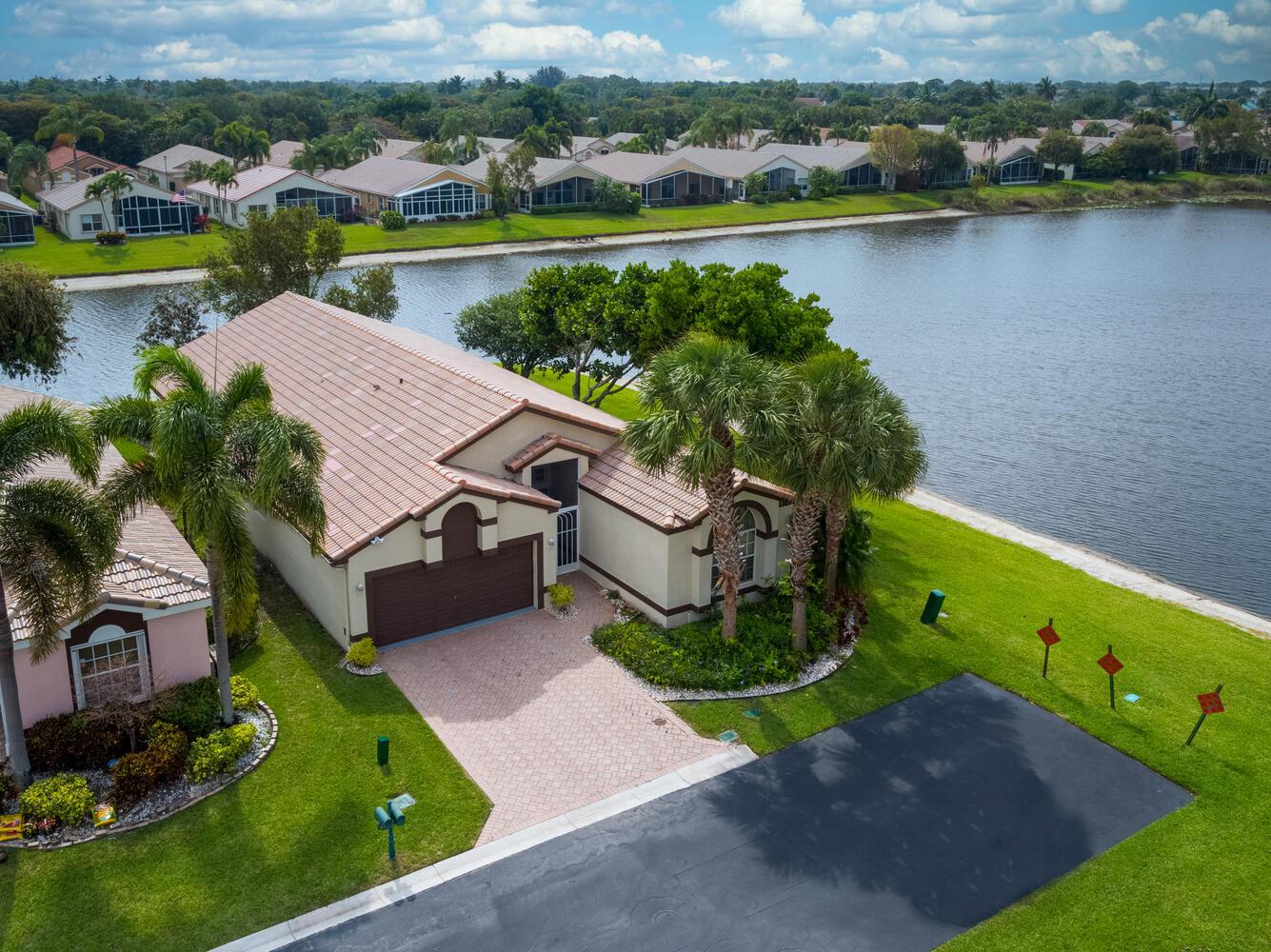 6456 Placid Lake Lane  Boynton Beach FL 33437