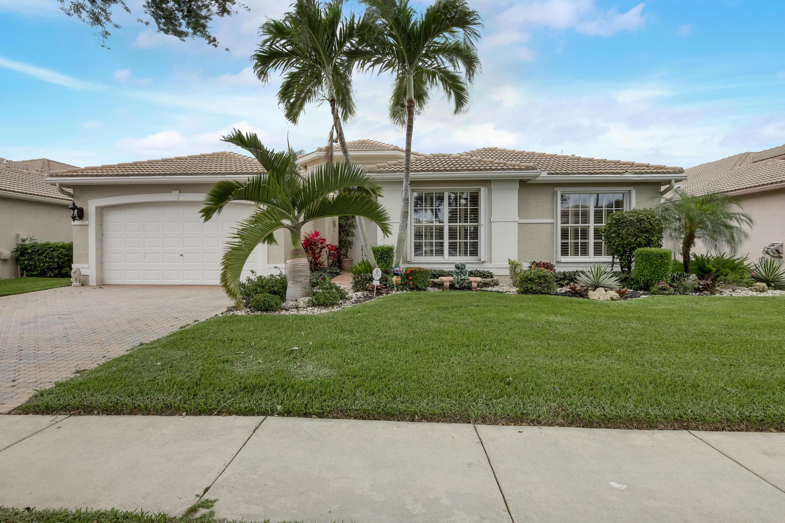 Photo of 13203 Alhambra Lake Circle, Delray Beach, FL 33446