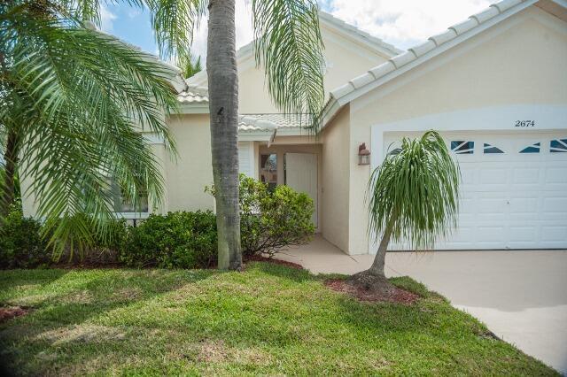 2674 Fairway Cove Court Wellington, FL 33414