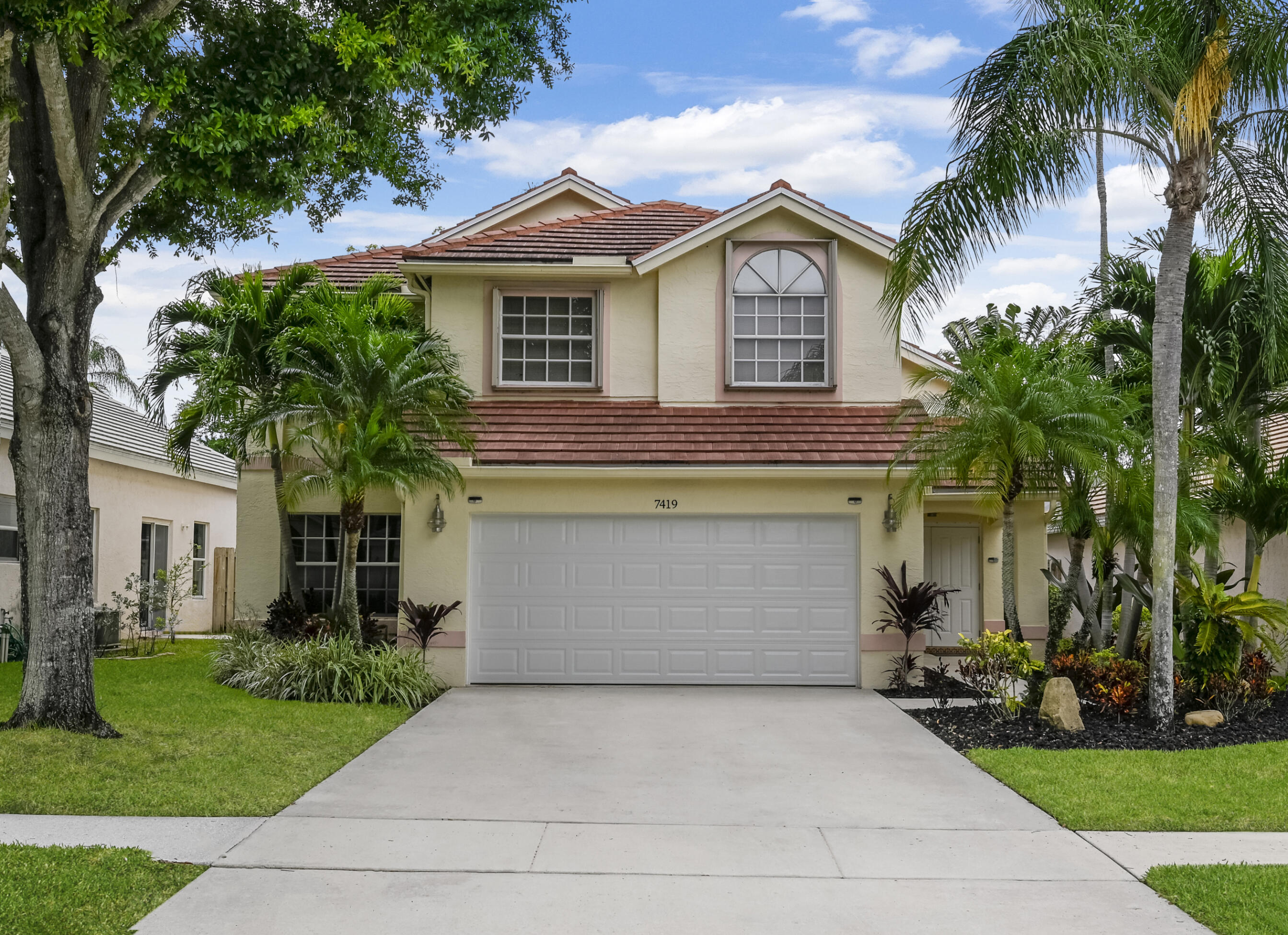Home for sale in Asheville Park Lake Worth Florida