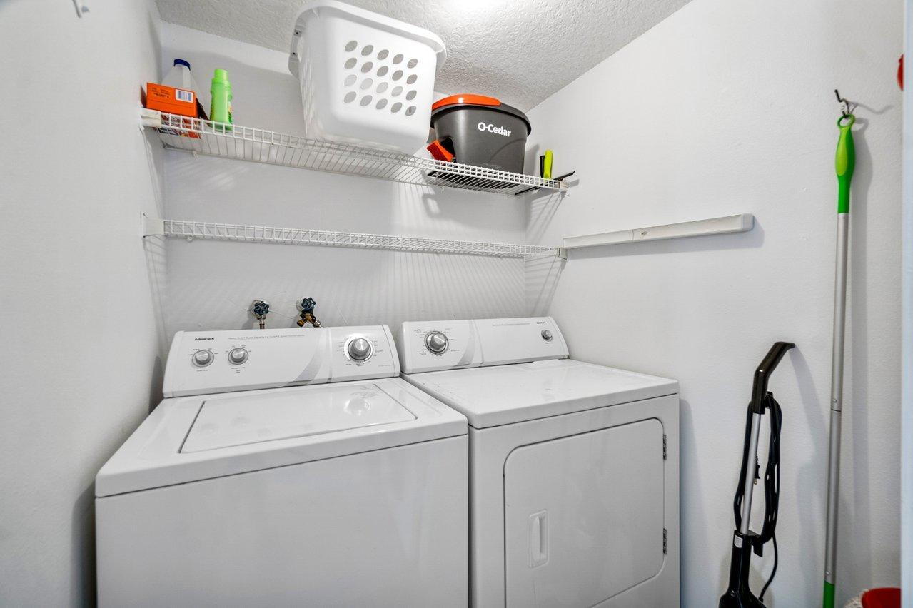 Private In-House Washer Dryer