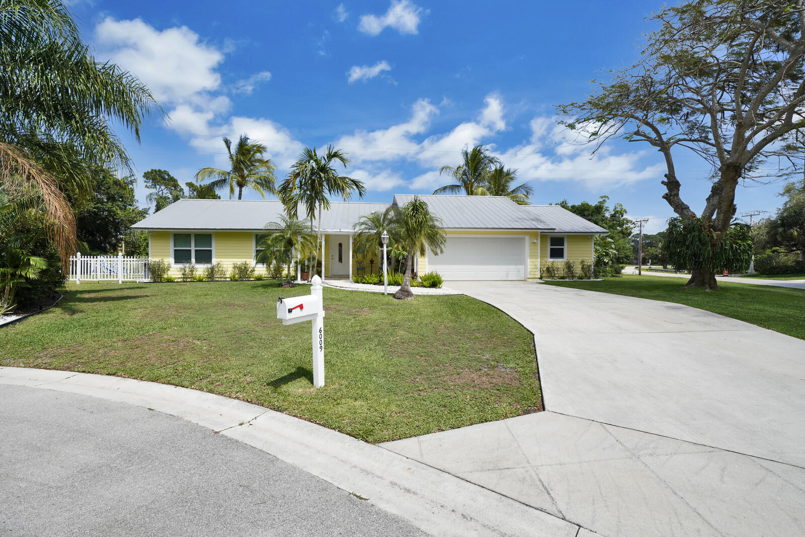 Key-West style POOL home located on a half-acre lot in the family-oriented, desirable boating community of Eagle's Nest in the heart of Jupiter! This spotless clean 4 Bedroom 2 Bath home offers tile flooring through out main living area, cathedral ceiling, separate dining room and split floor plan. Features impact-glass windows and garage door (2018), newer AC (2017), new washer/dryer/oven & cooktop (2020) and new epoxy floor in garage. Expansive patio overlooking the pool and tropically landscaped backyard. Community has a private & gated boat ramp and fishing pier on the Loxahatchee River for residents' use only. Residents enjoy easy access to miles of bike paths, a community pond and a low-cost HOA. You will enjoy Jupiter's world class dining, recreation & entertainment by land or sea!