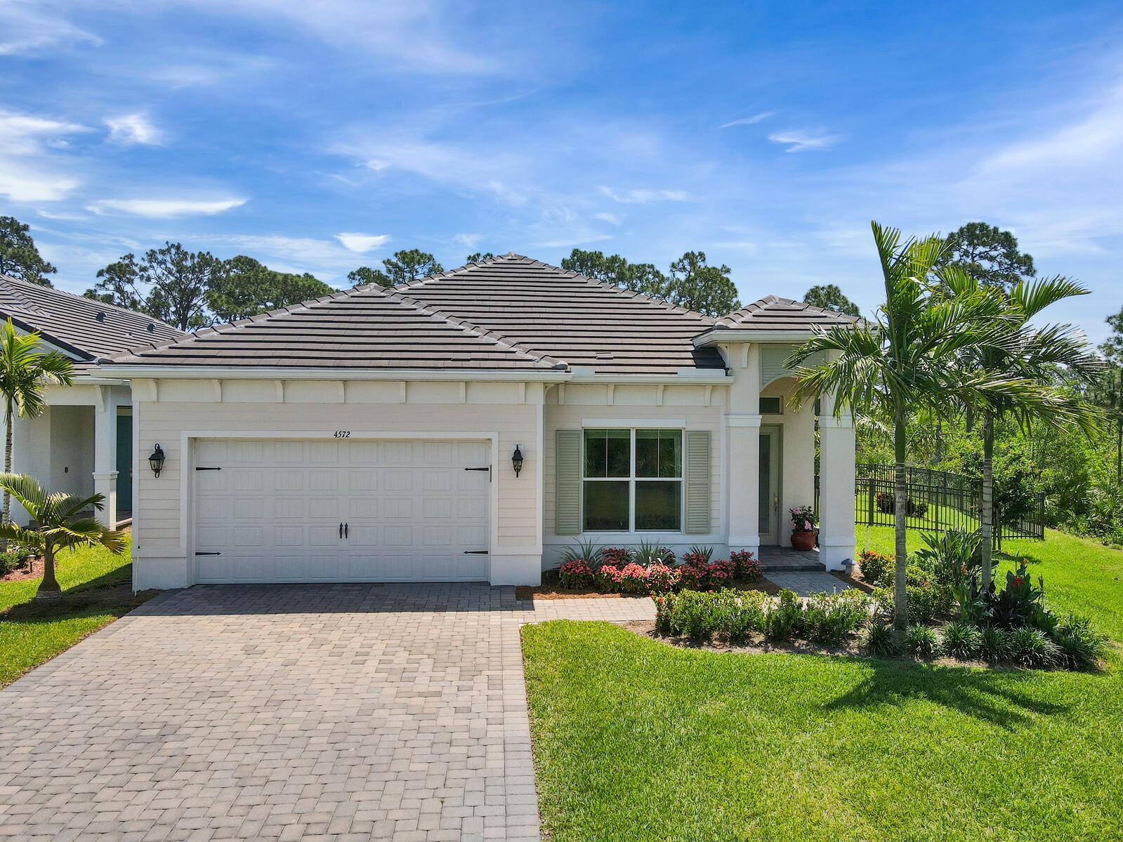 Home for sale in Banyan Bay Stuart Florida