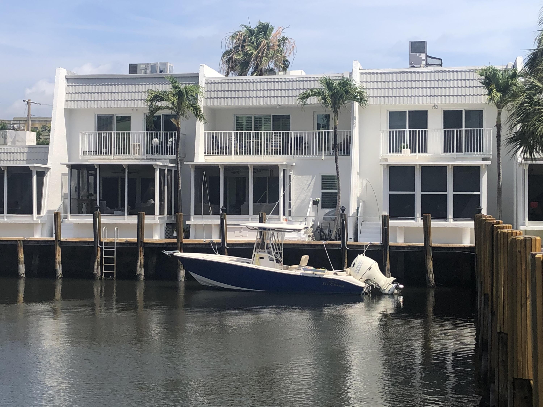 Home for sale in Boca Cove Highland Beach Florida
