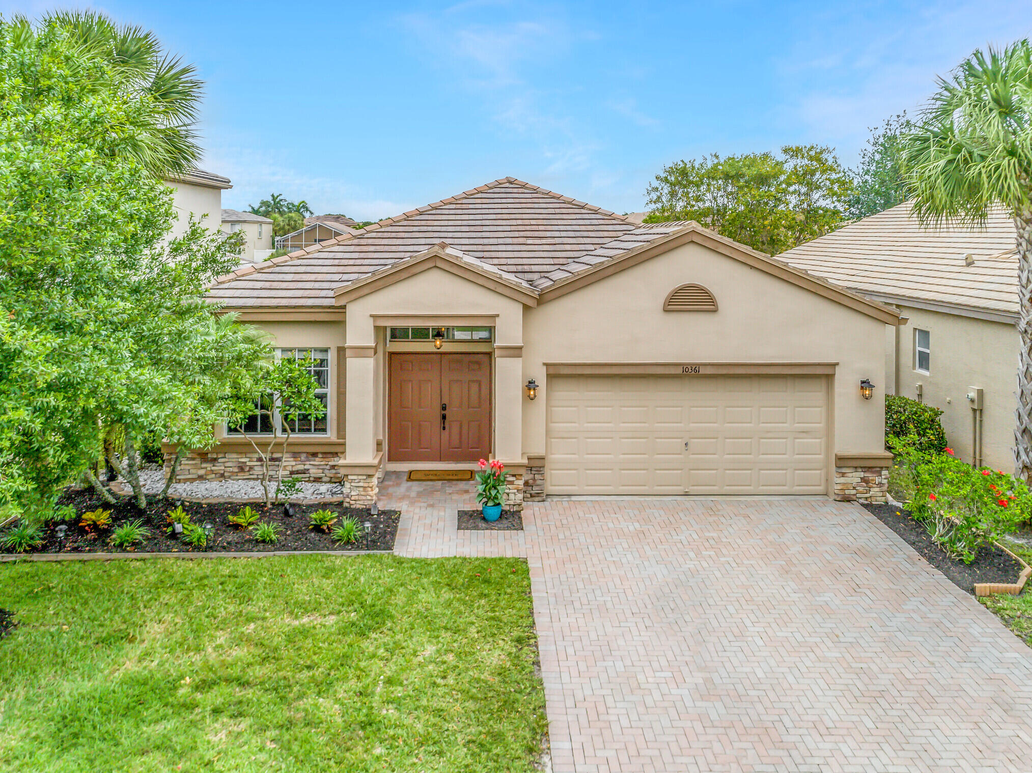 Home for sale in Thoroughbred Lakes Lake Worth Florida