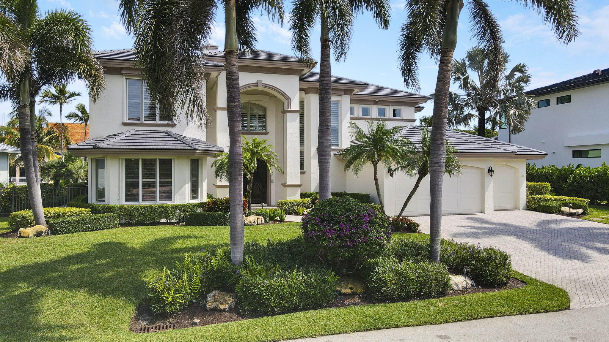 Home for sale in Mccormick Beach Mile Ocean Ridge Florida