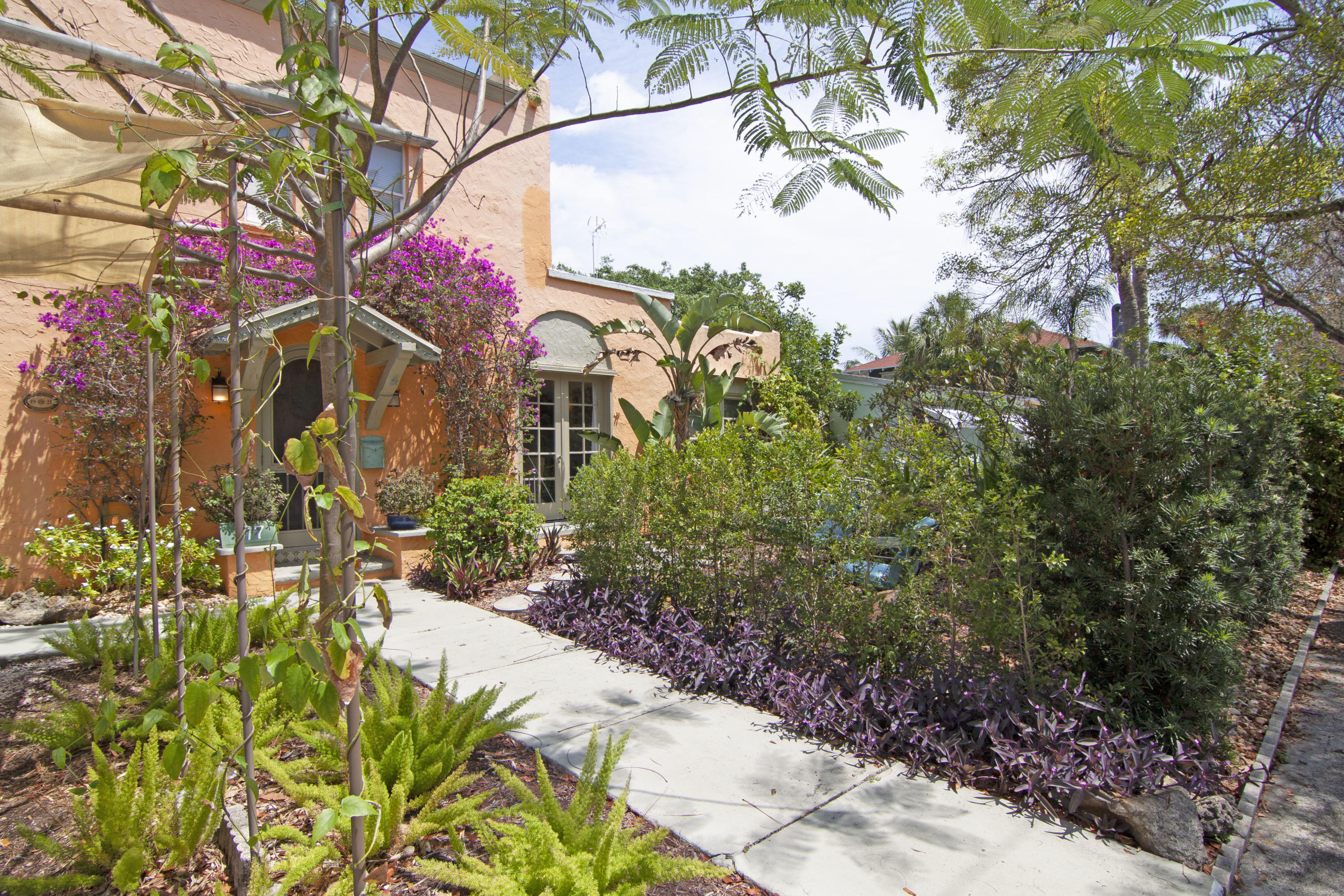 Home for sale in Old Northwood Historic West Palm Beach Florida