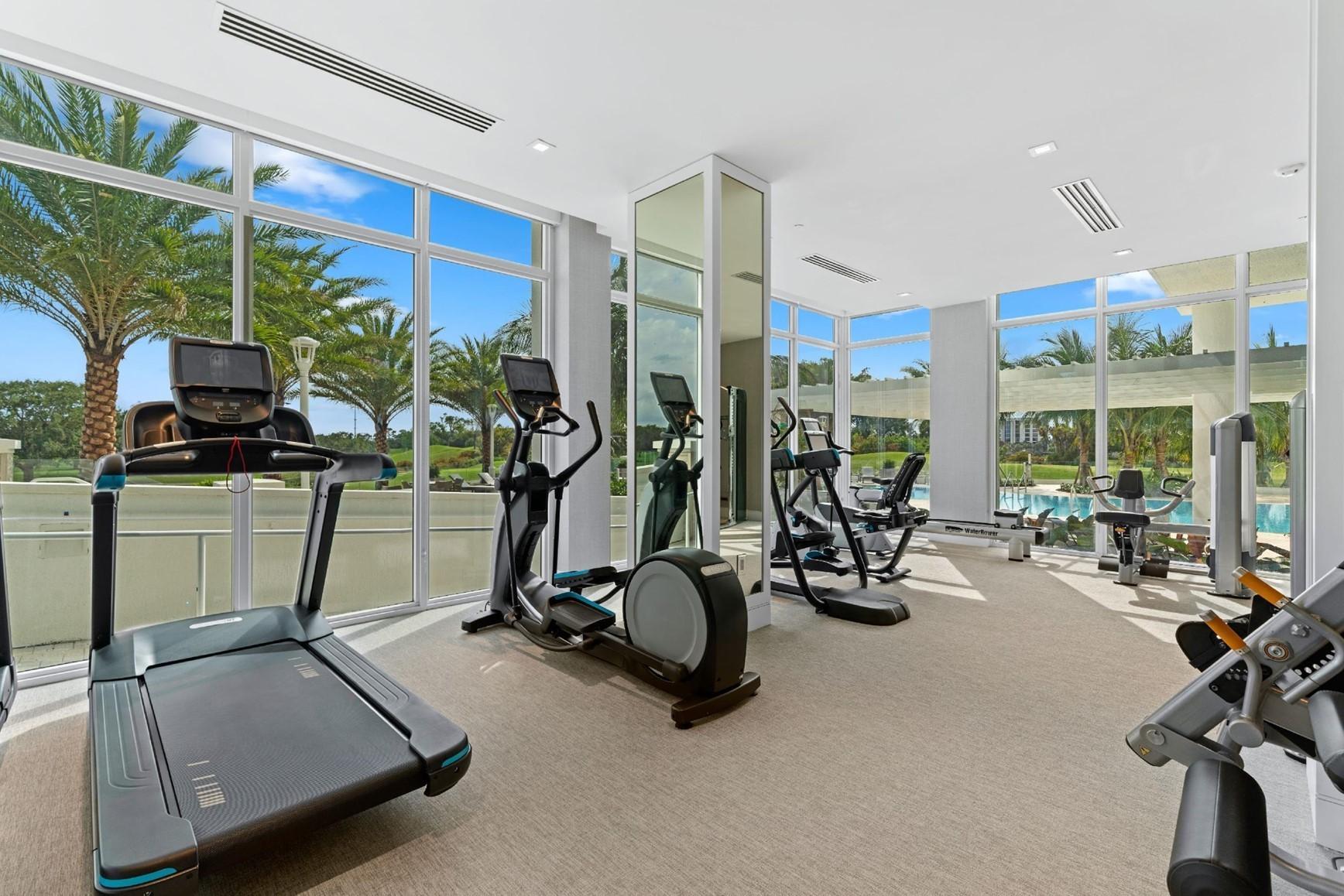 fitness center pic