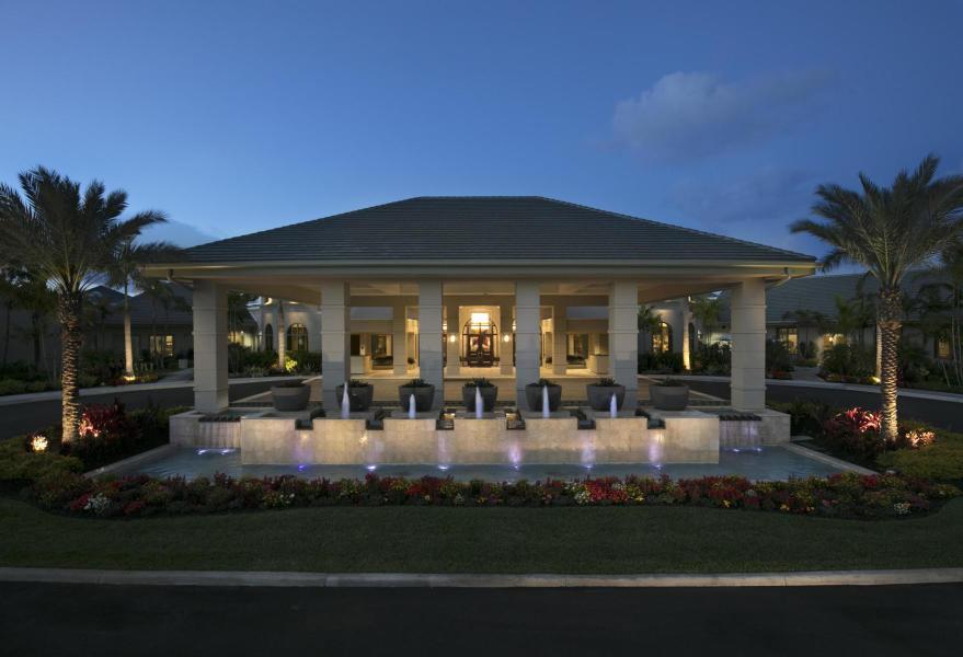 boca west entry golf center