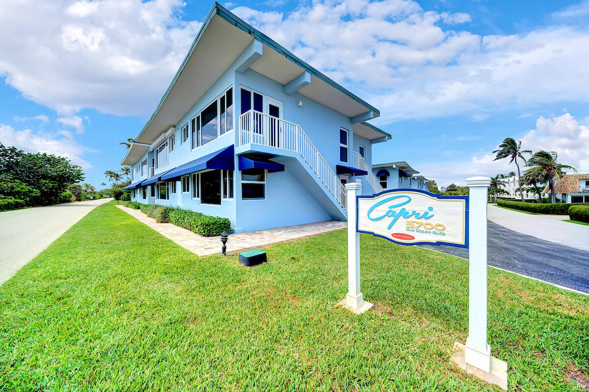 5700  Old Ocean Boulevard P For Sale 10710918, FL