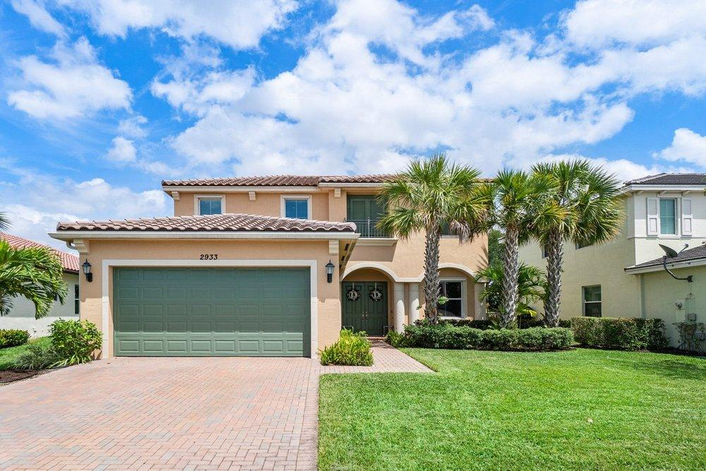 2933 Bellarosa Circle Royal Palm Beach, FL 33411