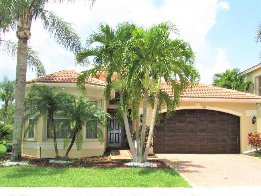 10617 Walnut Valley Drive  Boynton Beach, FL 33473