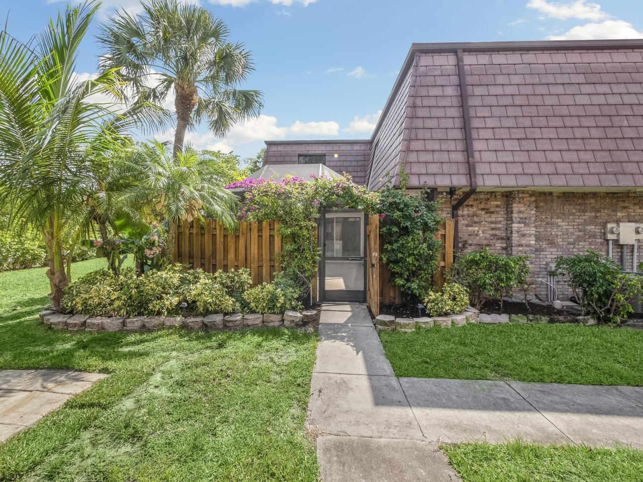Home for sale in COURTYARDS AT BOCA II Boca Raton Florida