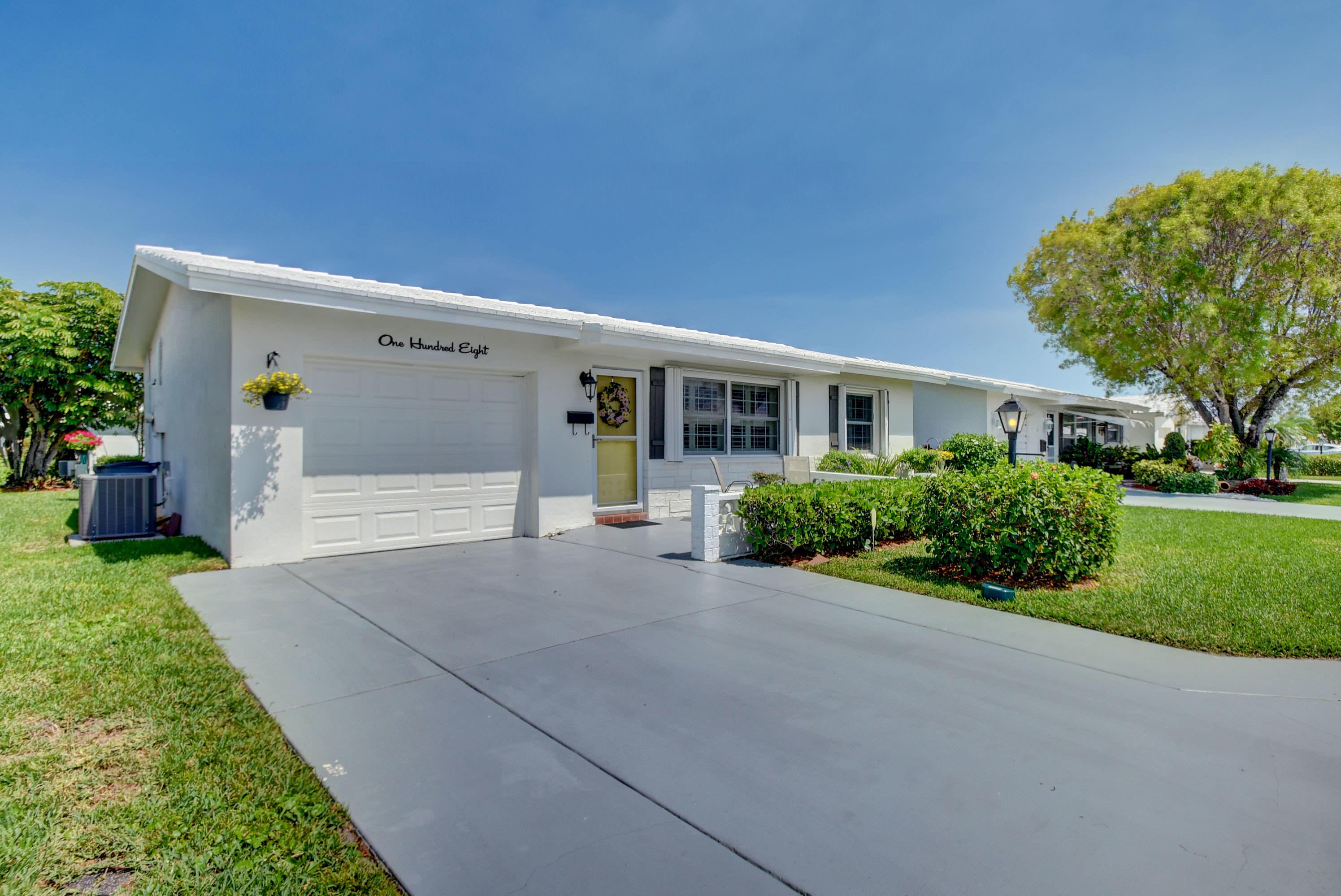108 SW 10th Court  Boynton Beach FL 33426