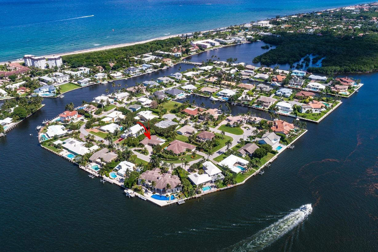 Home for sale in Inlet Cay Ocean Ridge Florida