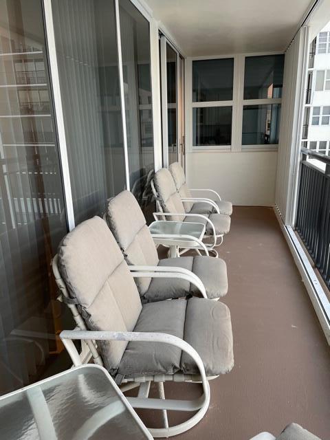 Outdoor Apt Balcony 2