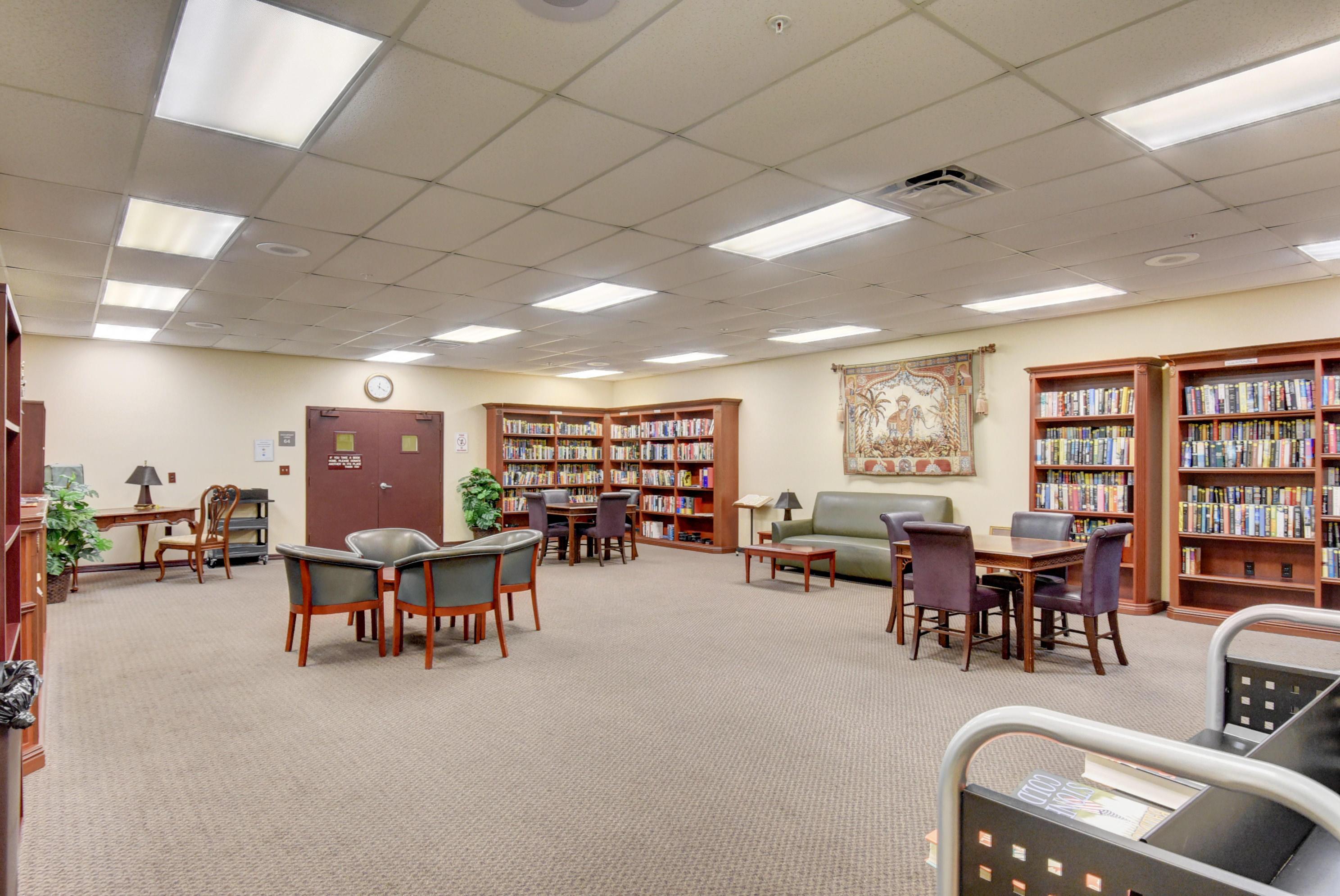 Library/Media Room