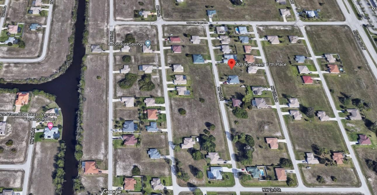 Details for 409 17th Place Nw, Cape Coral, FL 33993