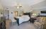 Lower level main bedroom suite