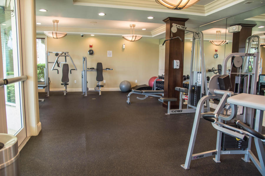 Moorings gym
