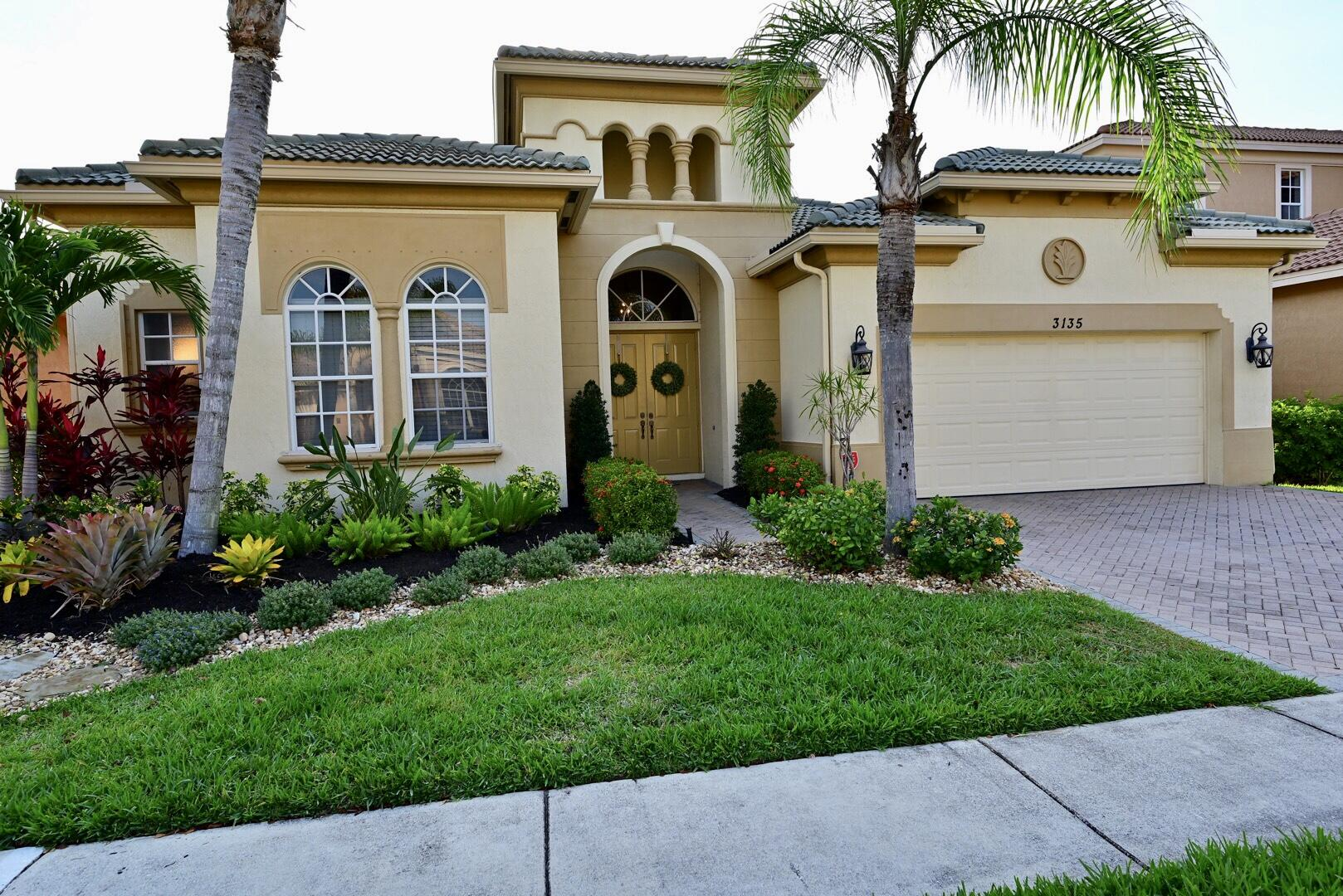 Home for sale in Water's Edge West Palm Beach Florida