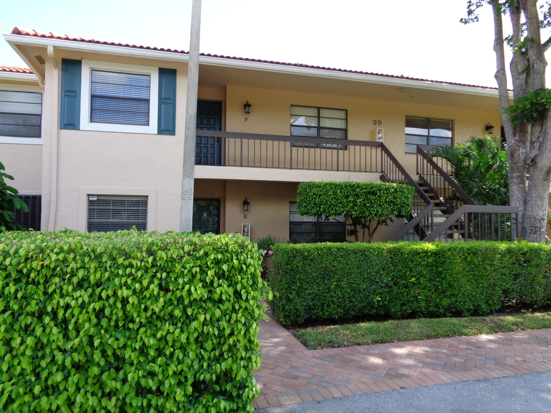29 Southport Lane F  Boynton Beach FL 33436