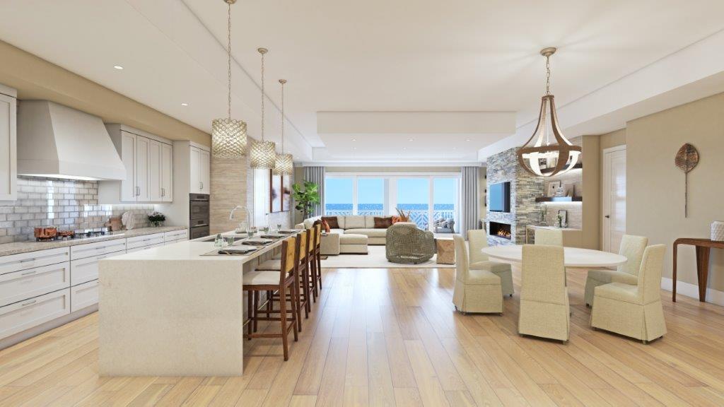 Oceanfront_Residence_KitchenLiving
