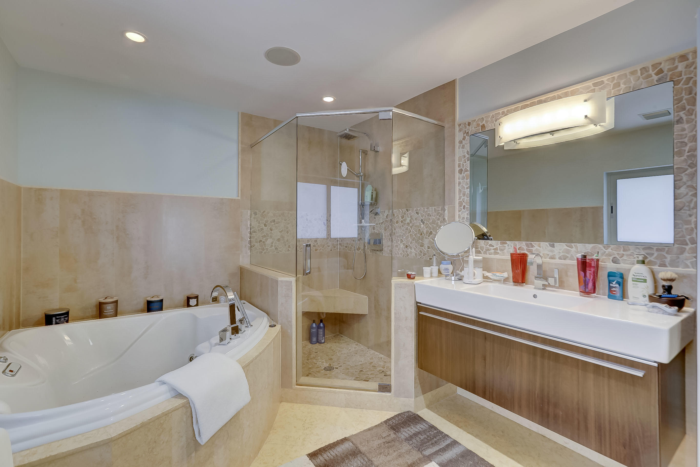 With Separate Shower