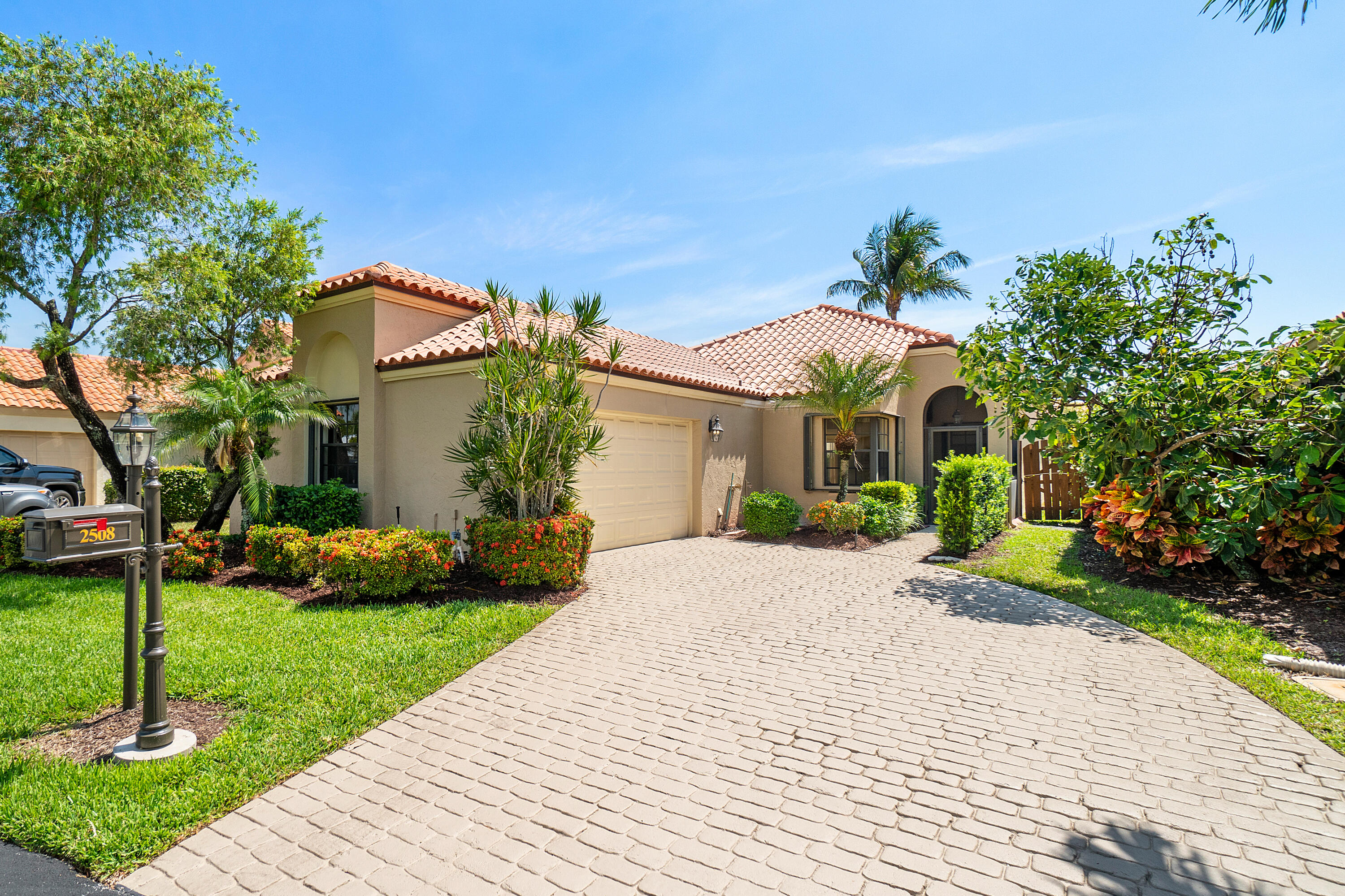 Home for sale in CRYSTAL POINTE 5 Palm Beach Gardens Florida