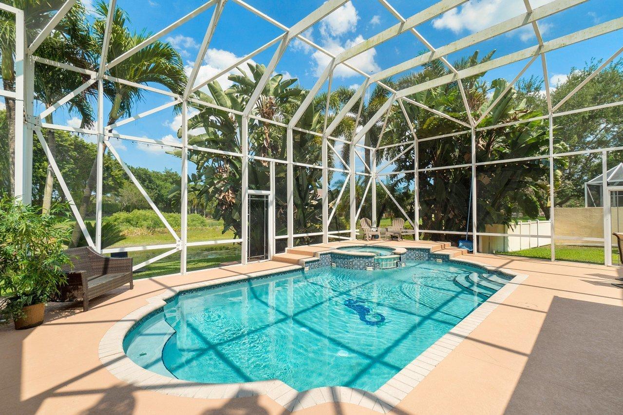 Home for sale in Smith Farm, Hampton Creek Lake Worth Florida