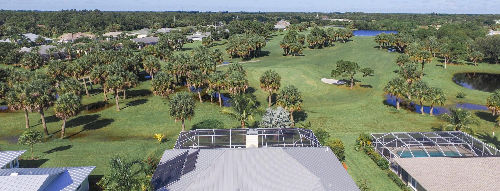 Aerial View surroundings
