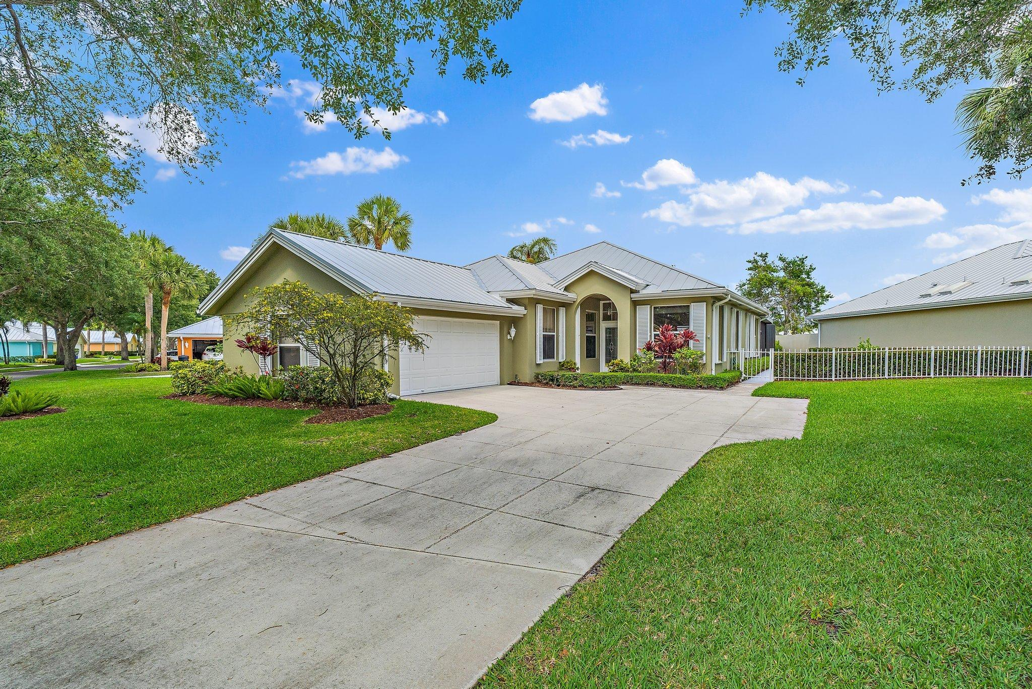 Home for sale in Meadows Palm City Florida