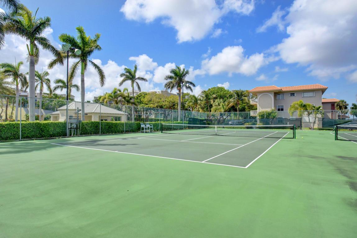 Boca Bayou Tennis Courts 1