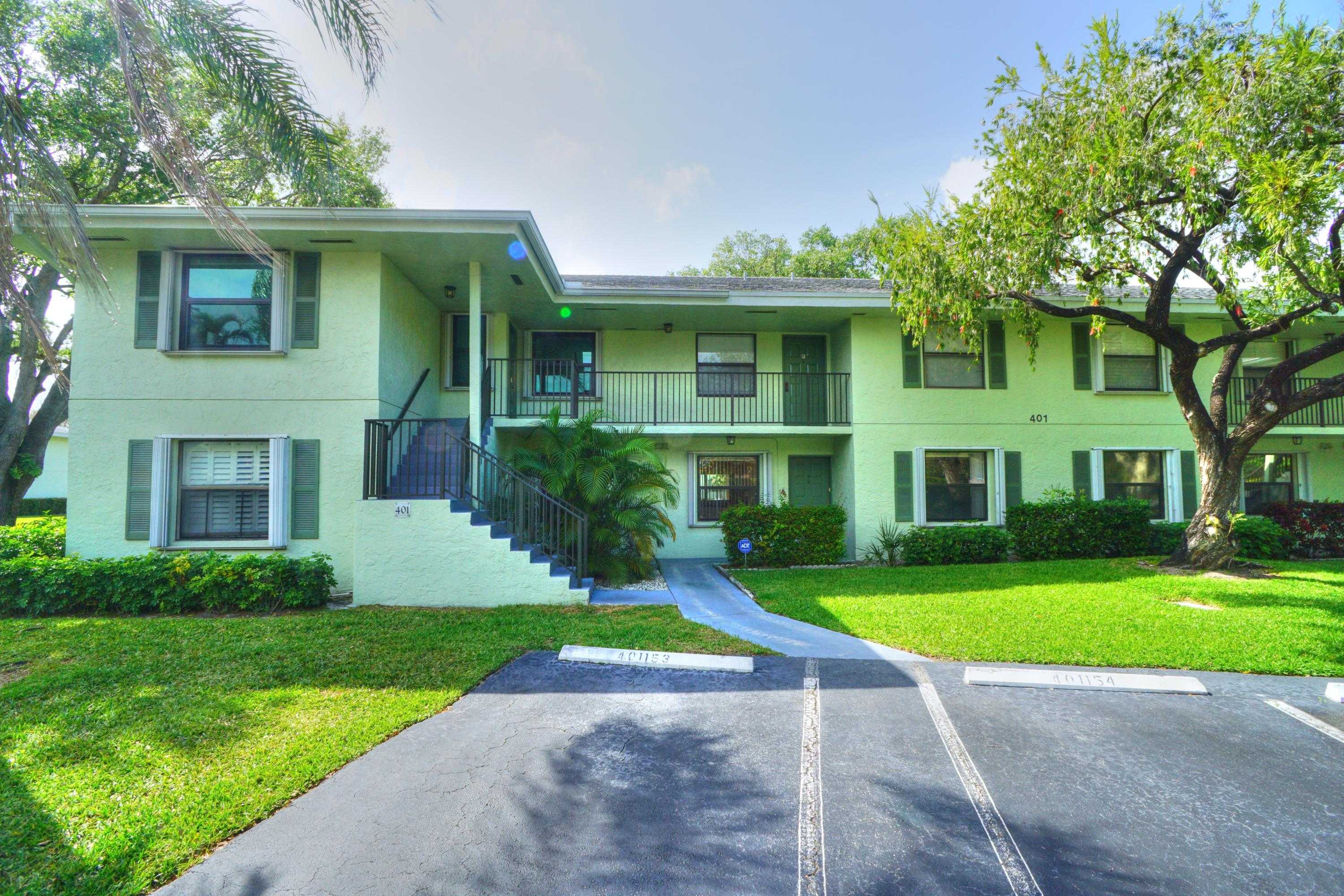 This 2 bedroom, 1st floor condo has water views and is located in the heart of Palm Beach Gardens close to shopping, dining and i-95. Features include tile floors, brand new bathroom vanities, fresh paint, ample storage, washer/dryer in unit, accordion hurricane shutters, assigned parking, a screened in patio & more. Basic cable television, water & ipest control are included in rent. One small pet may be considered with a $250 non-refundable pet fee. Above average credit and income of 3x the monthly rent are required. A virtual 360 degree tour of all rooms can be found here: https://kuula.co/post/79jjP/collection/7lXW5