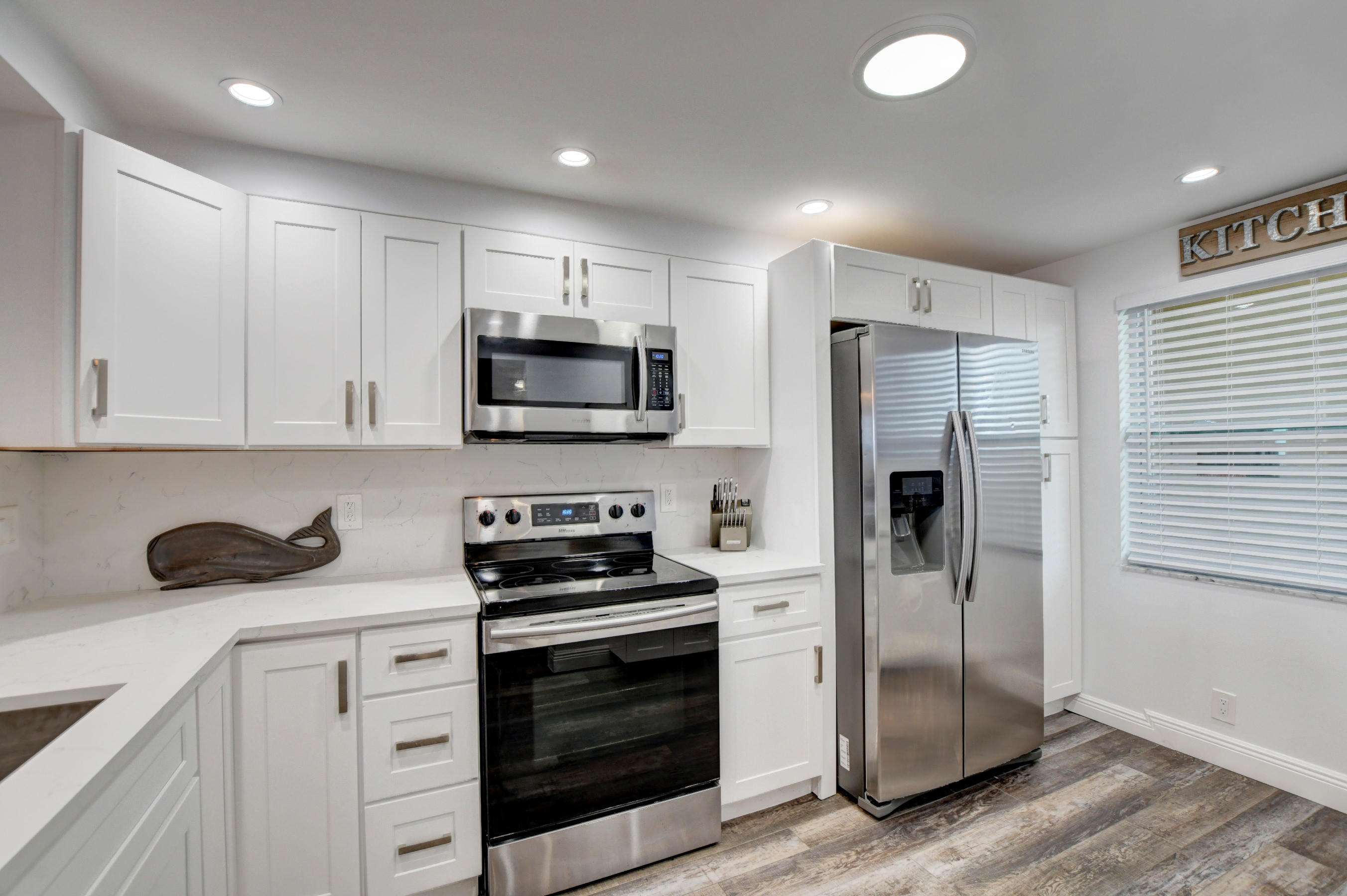 New GE Stainless Appliances appliances