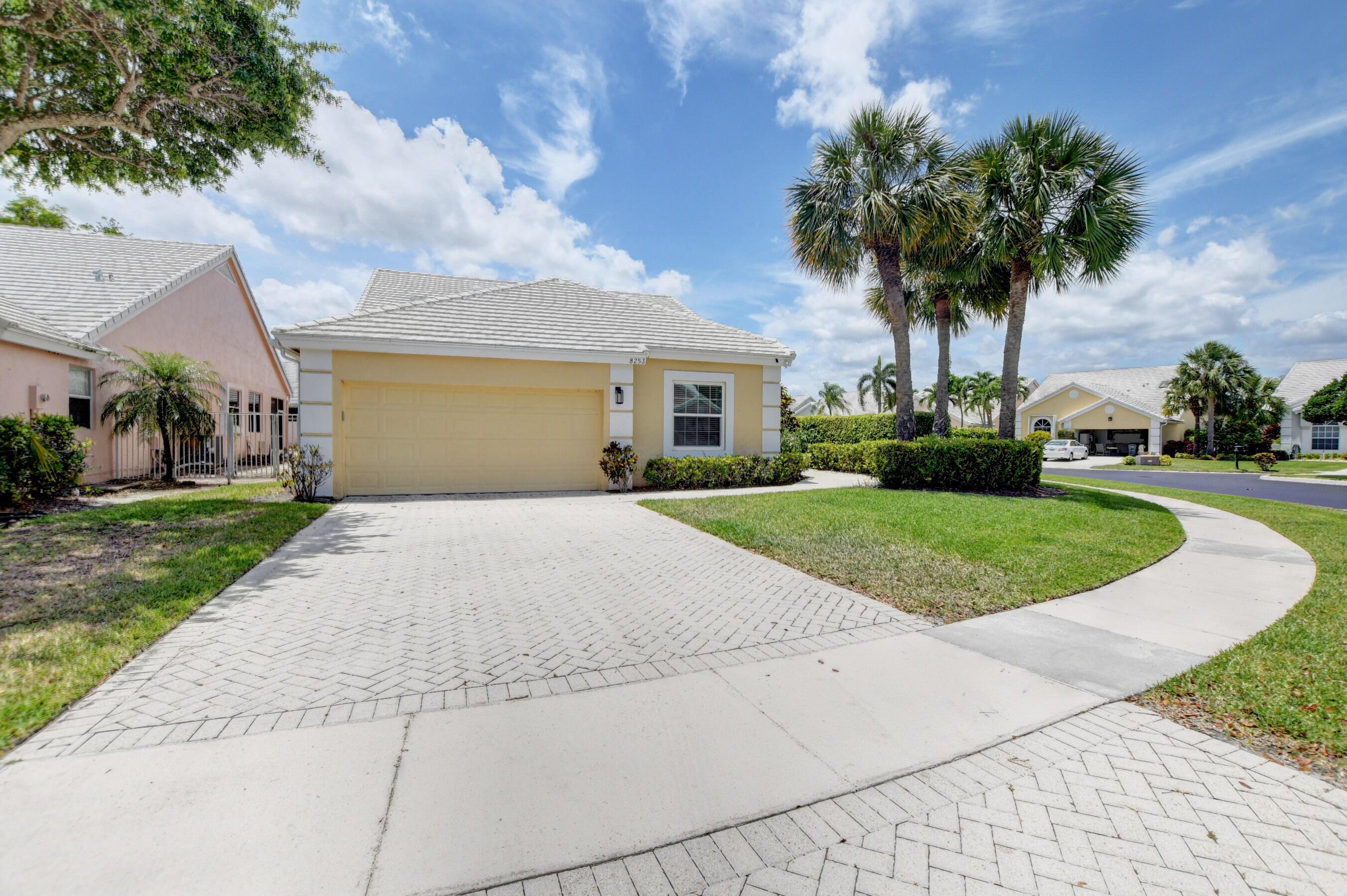 Home for sale in ABERDEEN 13 Boynton Beach Florida