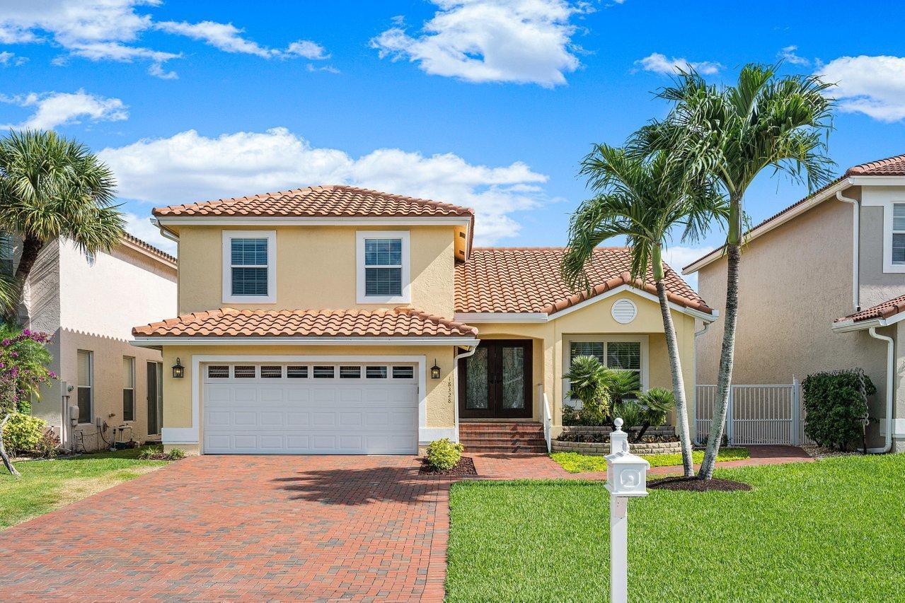 Home for sale in Boca Chase Boca Raton Florida
