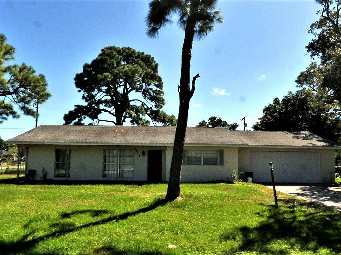 Home for sale in SAN LUCIE PLAZA SUBDIVISION UNIT 1 Fort Pierce Florida