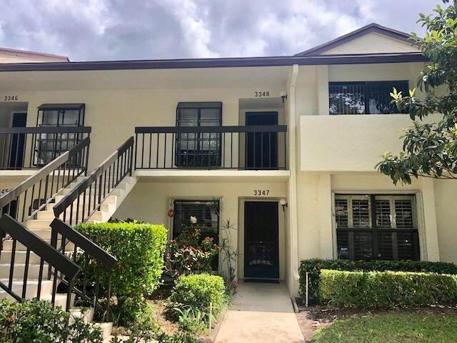Home for sale in LUCERNE PARK CONDOS 1, 1A, 2 THRU 15 AND 23 THRU 28 Greenacres Florida